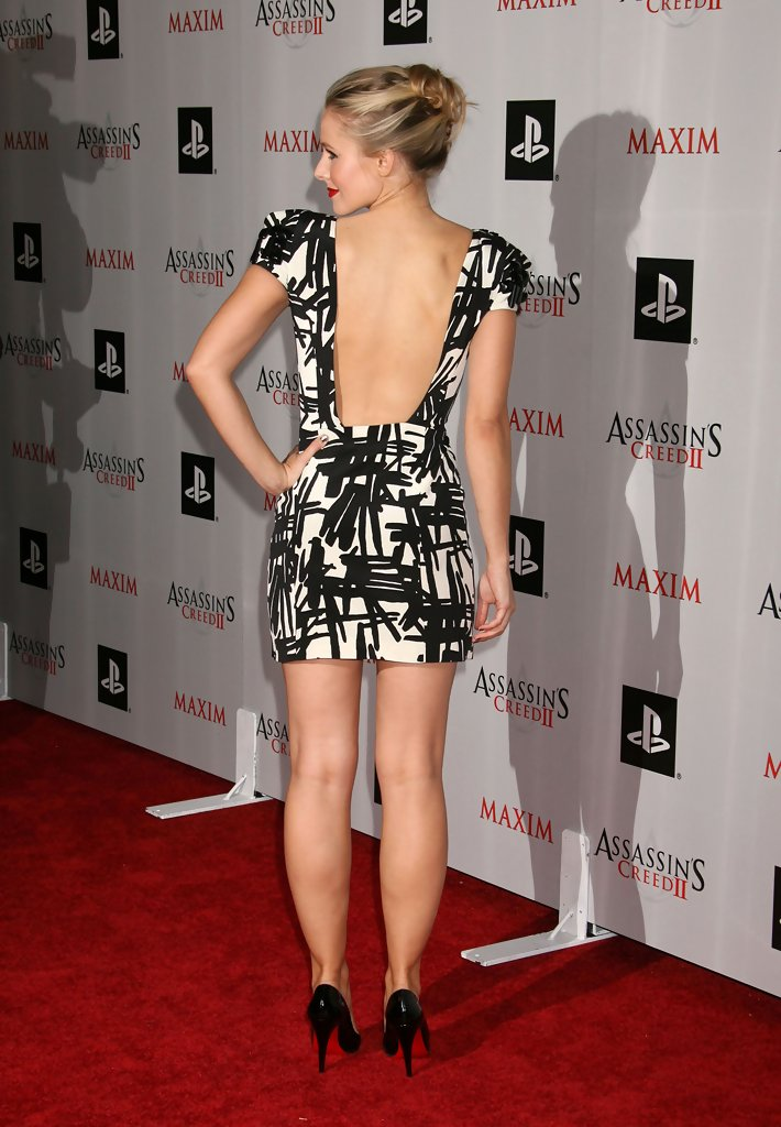 More Pics Of Kristen Bell Pumps 1 Of 7 Kristen Bell
