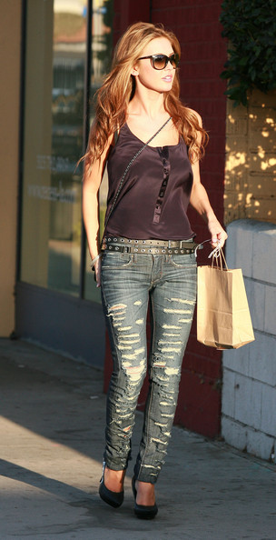 audrina patridge style 2009. Audrina Patridge Accessories