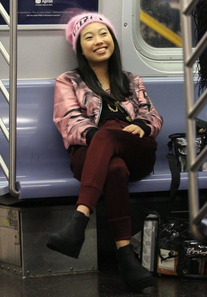 Awkwafina Ankle Boots []