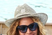 Beyonce Knowles Cateye Sunglasses