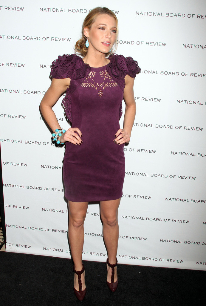 Blake Lively Cocktail Dress Blake Lively Clothes Looks
