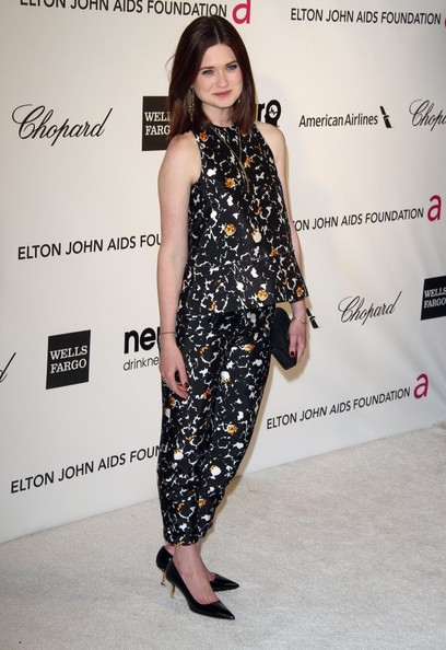 Celebs at Elton John's Oscar Party 2