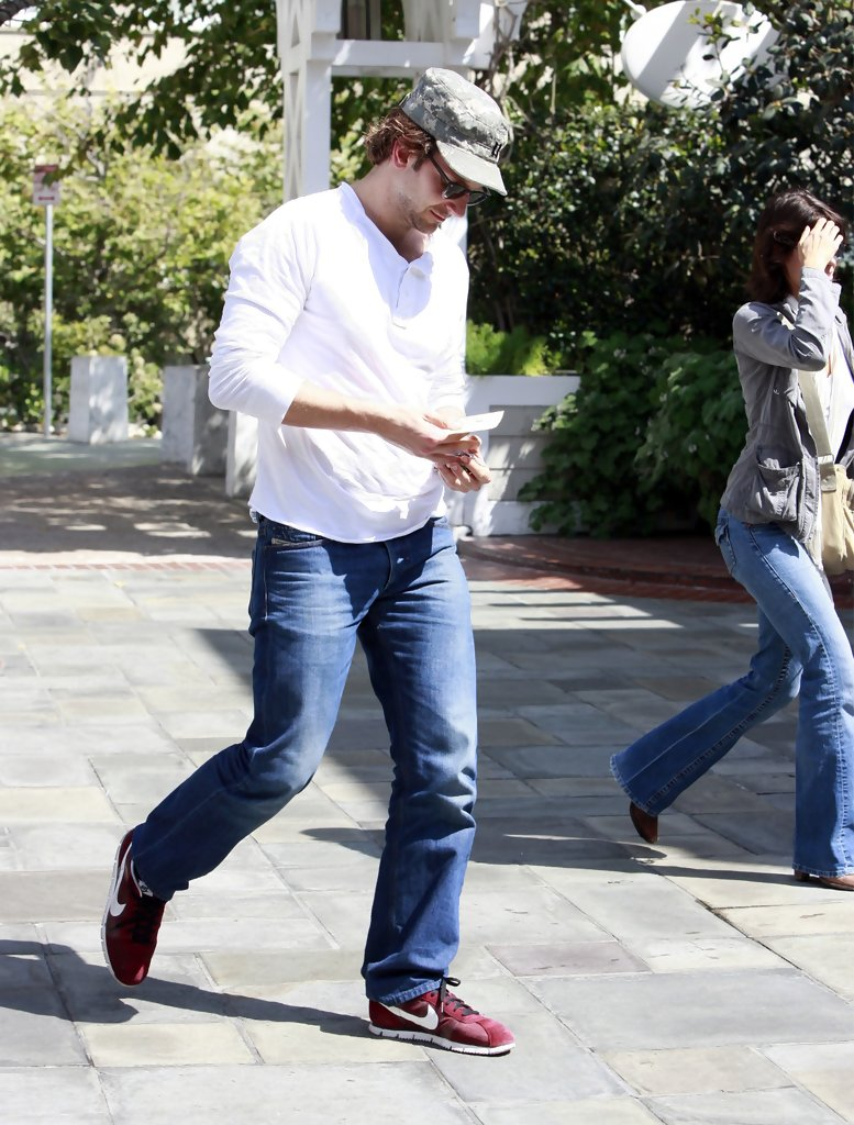 More Pics Of Bradley Cooper Walking Shoes 3 Of 5