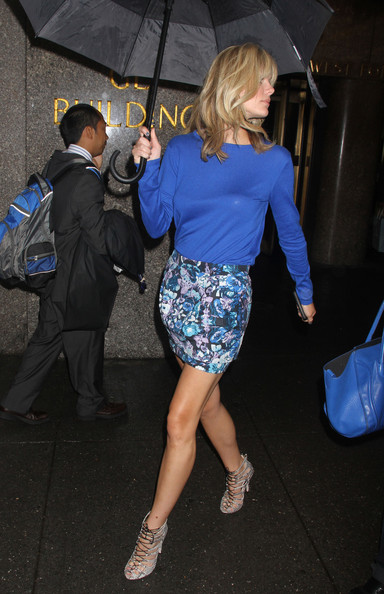 Brooklyn Decker Mini Skirt
