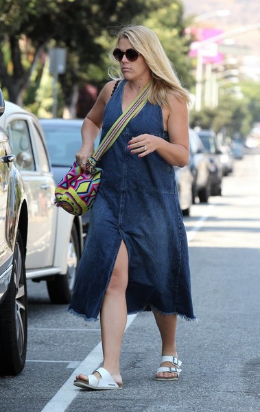 More Pics of Busy Philipps Fabric Bag (1 of 8) - Shoulder Bags Lookbook - StyleBistro