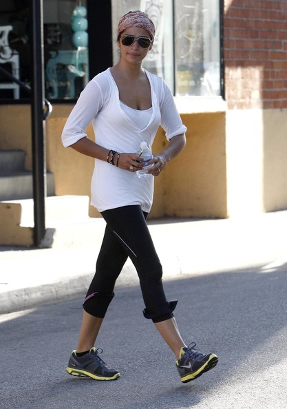 Camila Alves Sunglasses