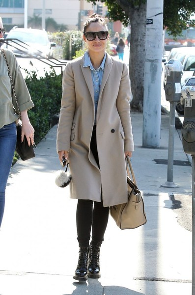 Cara Santana Wool Coat