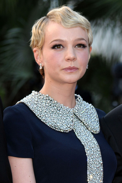 Carey Mulligan Short Wavy Cut Carey Mulligan Short Hairstyles