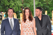 Jon Hamm and Rebecca Hall Photo