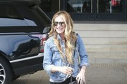Cat Deeley Denim Jacket