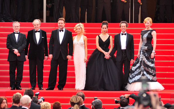 63rd Annual Cannes Film Festival - Opening Night Arrivals