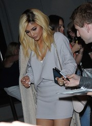 Kylie Jenner opted for a white mani when she attended the Cosmopolitan Magazine 50th birthday celebration.