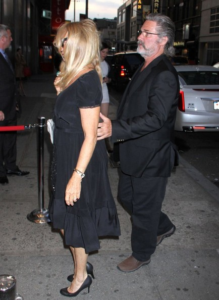 More Pics of Goldie Hawn Little Black Dress (1 of 8) - Goldie Hawn Lookbook - StyleBistro