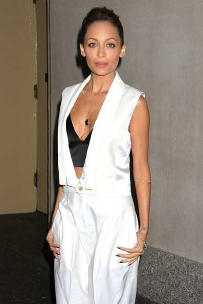 More Pics of Nicole Richie Jumpsuit (1 of 11) - Nicole Richie Lookbook - StyleBistro
