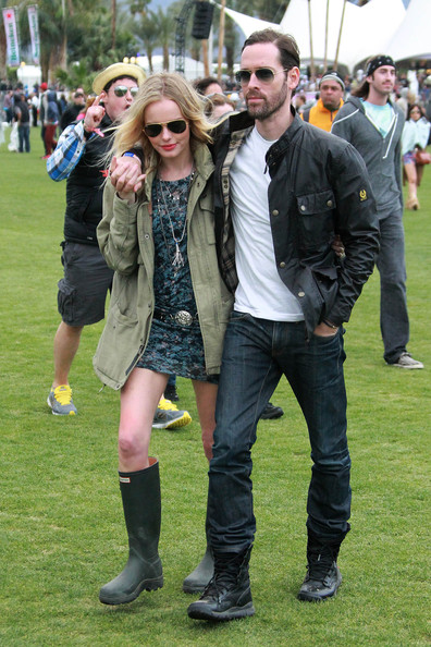 More Pics of Kate Bosworth Rain Boots (1 of 6) - Kate Bosworth Lookbook - StyleBistro