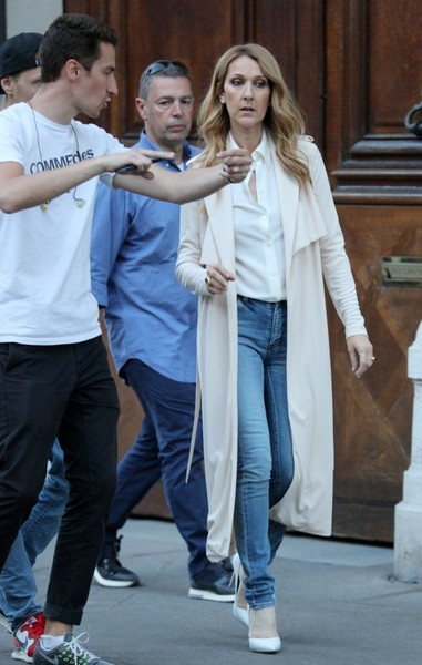 More Pics of Celine Dion Skinny Jeans (1 of 34) - Jeans Lookbook - StyleBistro []