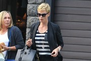 Charlize Theron Capri Pants