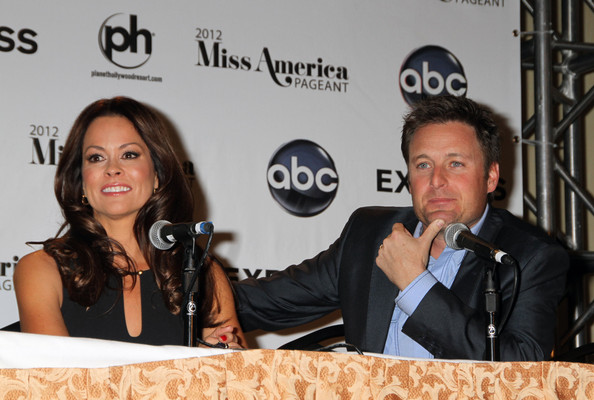 The 2012 Miss America Pageant Co-Host Press Conference