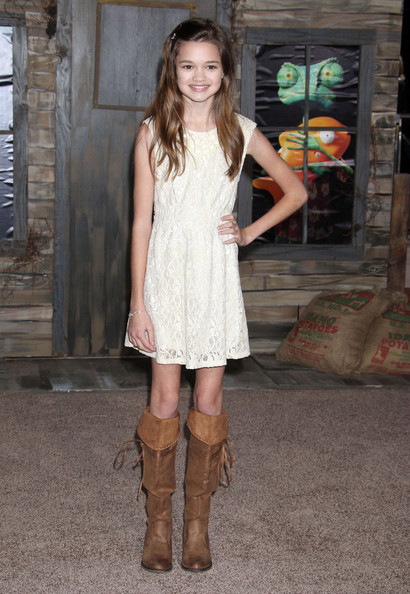 Ciara Bravo Knee High Boots