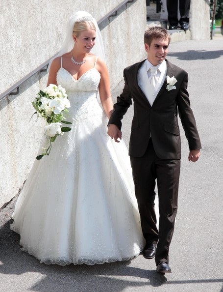 Claudia Schattenberg Wedding Dress