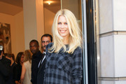 Claudia Schiffer Wedge Boots