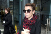 Coleen Rooney Canvas Shoes
