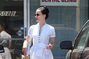 Dita Von Teese Canvas Sneakers