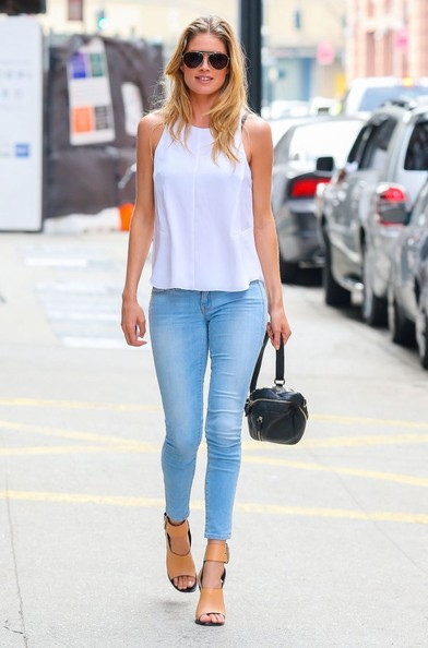 Doutzen Kroes Loose Blouse