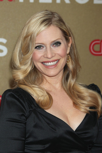 Emily Procter Long Wavy Cut