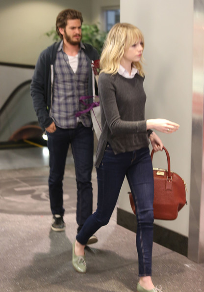 More Pics of Emma Stone Skinny Jeans (3 of 8) - Emma Stone Lookbook - StyleBistro