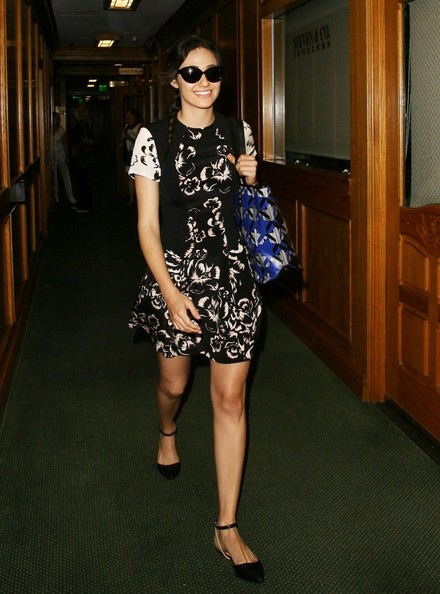 Emmy Rossum Clothes