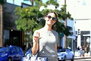 Emmy Rossum Knit Top