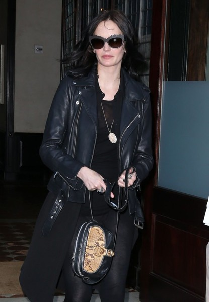 Eva Green Cateye Sunglasses