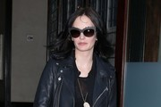 Eva Green Printed Shoulder Bag
