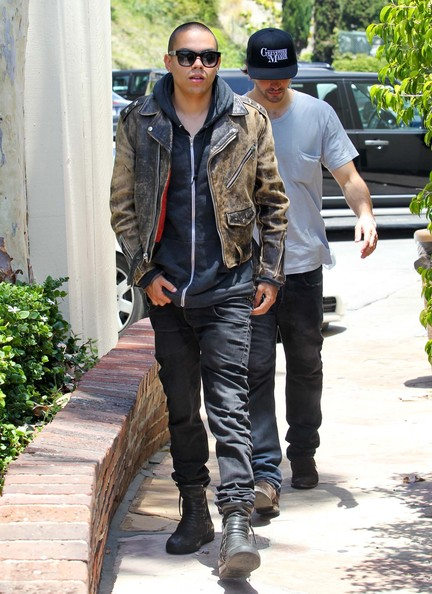 Evan Ross Denim Jacket