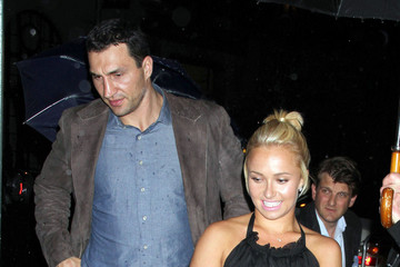 Hayden Panettiere Wladimir Klitschko **FILE PHOTOS** Hayden Panettiere & Wladimir Klitschko Call It Splits