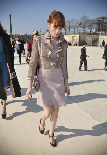 Florence Welch Cropped Jacket