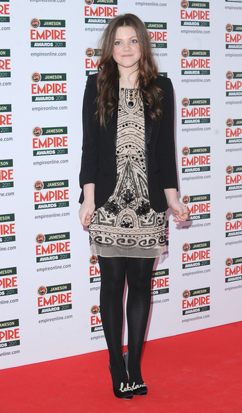 Georgie Henley Pumps