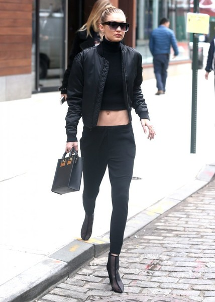 Gigi Hadid Sports Pants