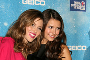 Nina Dobrev and Kayla Ewell Photo