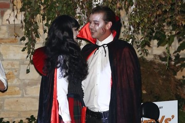 Gwen Stefani Gavin Rossdale Stars at Kate Hudson's Halloween Party — Part 4