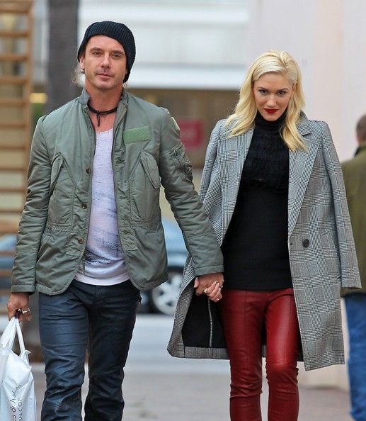 Invest in Classic Coats Like Gwen Stefani