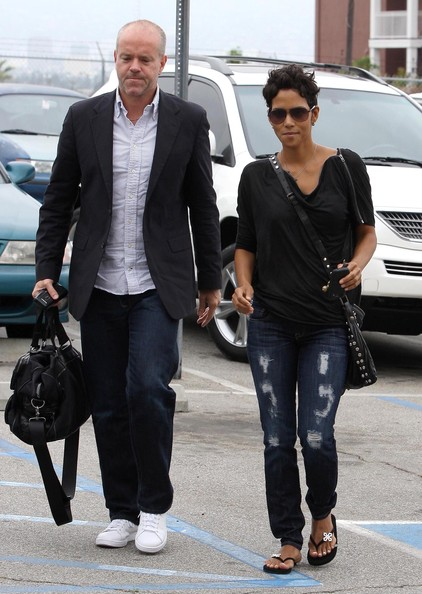 Halle Berry Shoes