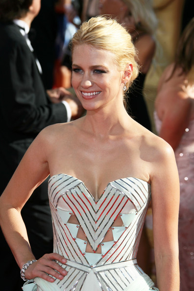 January Jones Dangling Diamond Earrings