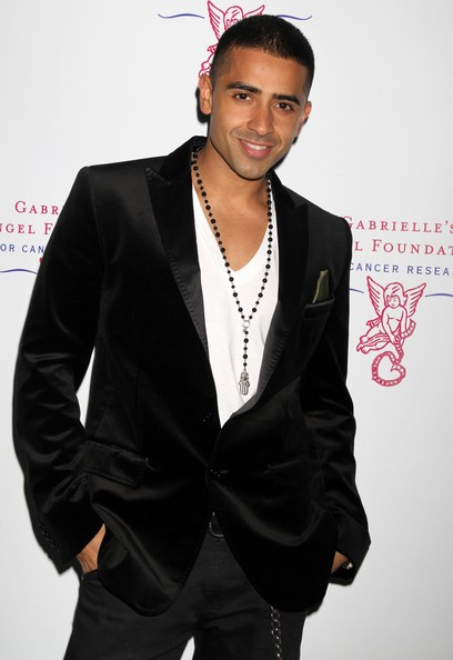 Jay Sean Glass Beaded Necklace