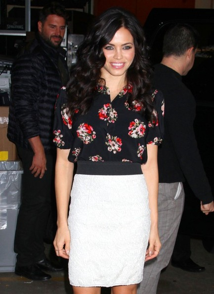 Jenna Dewan-Tatum Pencil Skirt