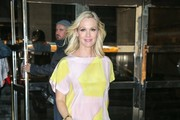 Jennie Garth Loose Blouse