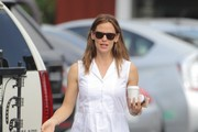 Jennifer Garner Shirtdress