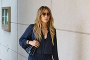 Jennifer Lopez Button Down Shirt