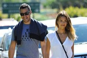 Jessica Alba and Cash Warren Photo